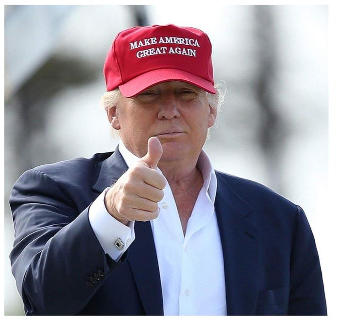 Trump Kappe