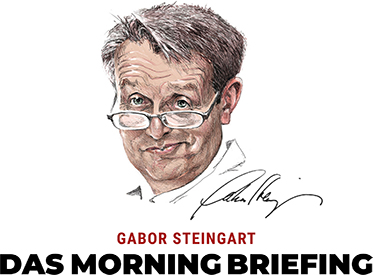 Gabor Steingart - Das Morning Briefing